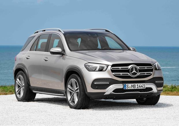 The Mercedes-Benz GLE is an impressive addition to the manufacturer's range