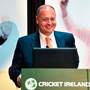 Warren Deutrom, who has been CEO of Cricket Ireland since 2006, made the short-term loan in October so that staff, and some creditors, could be paid. Photo: Sportsfile