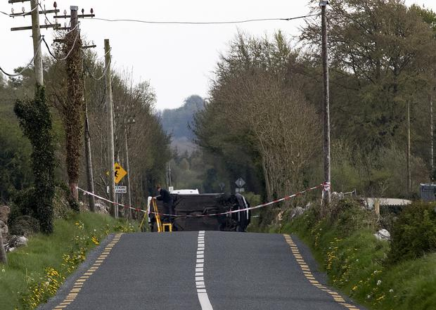 One child killed and another seriously injured while cycling in Galway