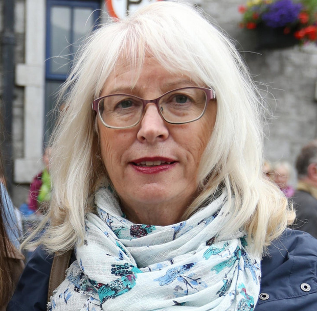 Annette McKay says photos of the site are 'vile and shocking'. Picture: Brian Farrell