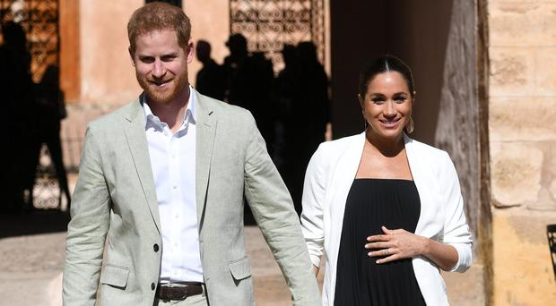 Meghan and Harry in talks over move to Africa to take 'bespoke' role