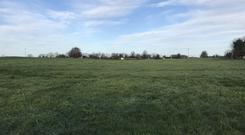 20ac holding in three fields at Ballynamullagh in the village of Kilshanroe between Carbury and Enfield.