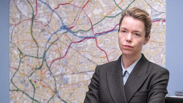 Anna Maxwell Martin 'dead chuffed' to join Line Of Duty for