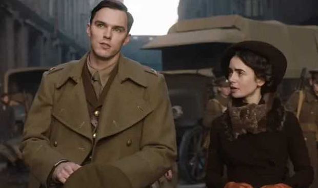 Tolkien estate disavows forthcoming film starring Nicholas Hoult