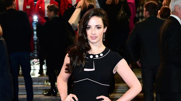 Laura Donnelly is best known for her roles in The Fall and Outlander (Ian West/PA)