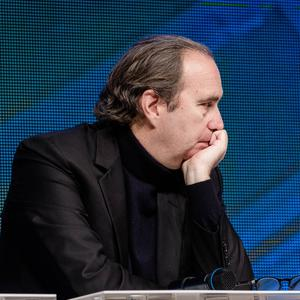 In control: Billionaire Xavier Niel bought Eir last year. Photo: Marlene Awaad/Bloomberg