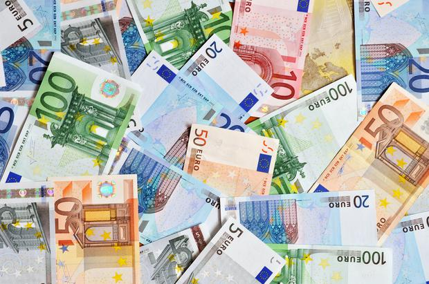 The financial institution has integrated the currency-exchange service TransferWise into its app so that its customers can send money home to a non-euro destination such as the UK. (stock picture)