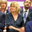 Pro-remain: Rachel Johnson. Photo: Rod Minchin/PA Wire/PA Wire