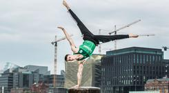 Indeed also announced its new partnership with the Irish Olympic team