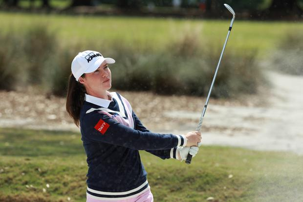 Leona Maguire is already eyeing the US Women's Open, the Evian Championship and the AIG Women's British Open