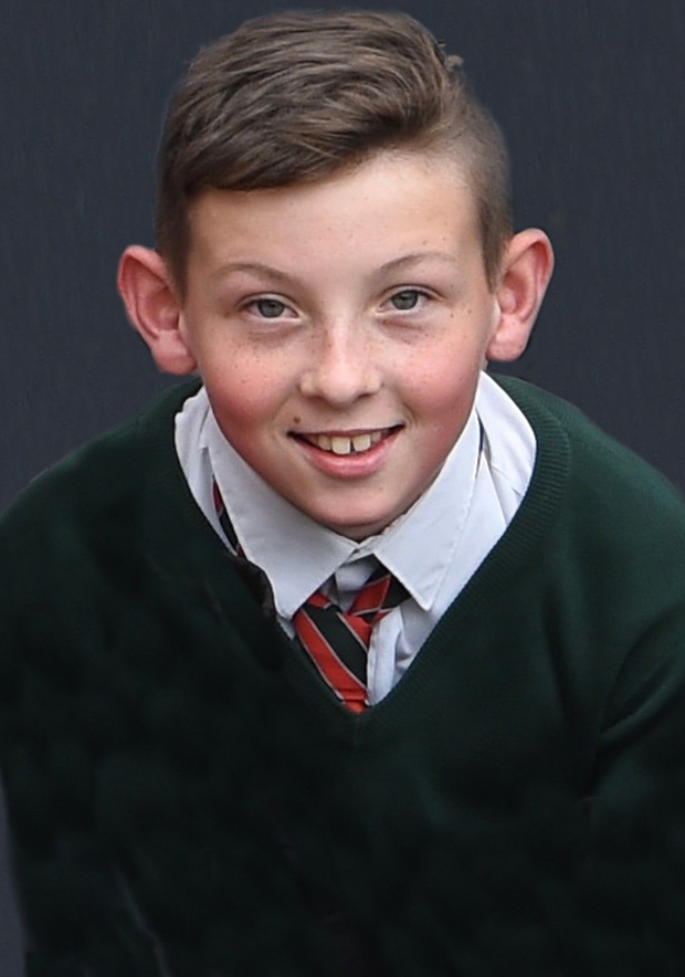 'Terrible tragedy': 13-year-old Ryan Nagle died in Temple Street Children's Hospital, Dublin. Photo: Michelle Cooper Galvin