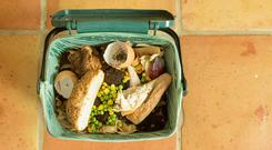 More than one million tonnes of food waste is disposed of each year. Photo: Getty Images/iStockphoto