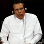 Sri Lanka's President Maithripala Sirisena has sacked the country's national police chief and defence secretary. Photo: Reuters