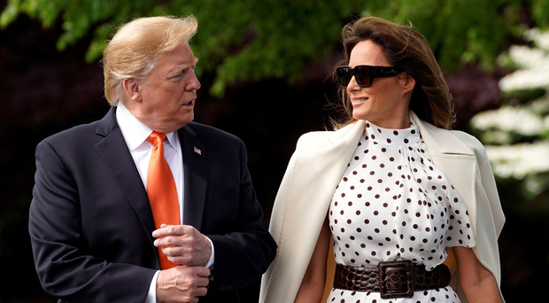 Trump visit here may be confined to Doonbeg over security concerns