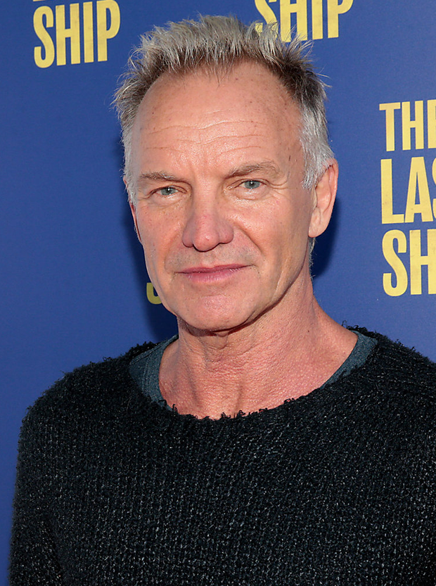 Sting is heading to Las Vegas to launch a residency next year