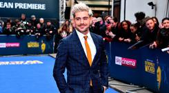 Zac Efron attending the Extremely Wicked, Shockingly Evil and Vile European Premiere held at the Curzon Mayfair, London