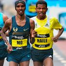 Haile Gebrselassie has escalated his extraordinary war of words with Sir Mo Farah by claiming Farah