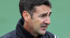 Sean Dancer has been announced as the new head coach of the Irish women's team. Photo: Simon Watts/Hockey NZ