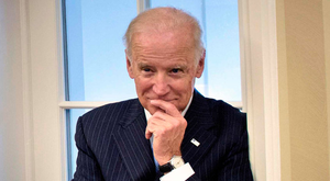 Vice President Joe R. Biden is the Democrats' frontrunner for the White House