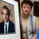 Hazel and Raymond Cairns whose son Jonathan was beaten to death in 1999. Photo: Belfast Telegraph