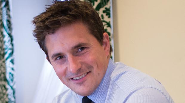 Conservative MP Johnny Mercer, who has made claims about efforts to dig up 'dirt' (Stefan Rousseau/PA)