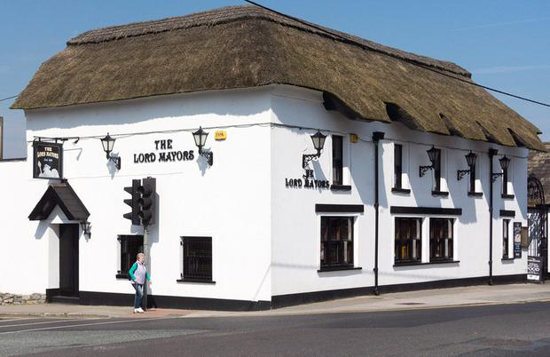 The famous Swords pub