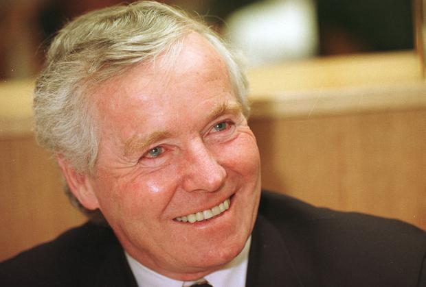 Superquinn founder and former senator Feargal Quinn. Photo: RollingNews.ie