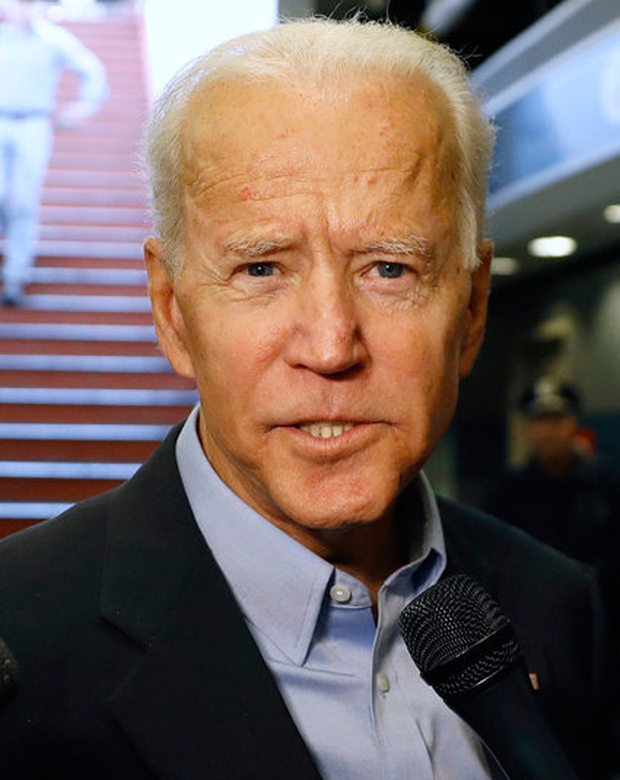 Joe Biden. Photo: AP