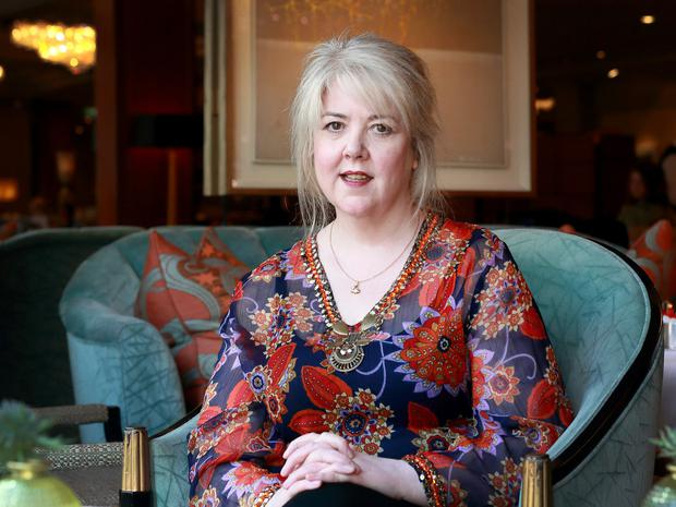 Prize-winner: Abbie Spallen won one of the richest - and surprisingly little-known - of literary prizes, the Windham-Campbell prize, and pocketed €134,000. Photo: Frank McGrath
