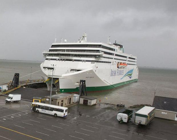 The WB Yeats Ferry