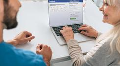 Online interaction through Facebook is increasingly important to older users