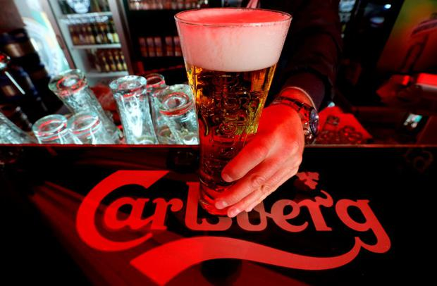 'Even Carlsberg's own marketing team has agreed that it needs to shake off the perception that it's largely associated with 'old men's pubs'.' Stock image: Reuters