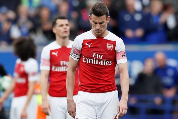 Arsenal's Laurent Koscielny has refused to travel to the US