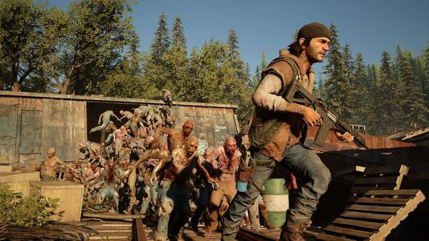 Days Gone: The much-trumpeted hordes don't become a factor until late in the game