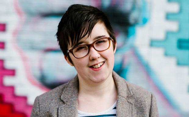 Murdered: Lyra McKee was shot dead by a New IRA gunman in Derry. Photo: Jess Lowe Photography/Handout via REUTERS