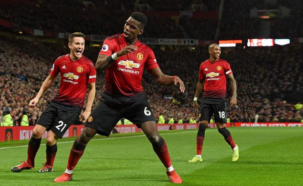 07257567d Special talent  Paul Pogba can only do so much at Manchester United when he  is