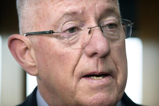 Granting other sources: Justice Minister Charlie Flanagan. Picture: Tony Gavin