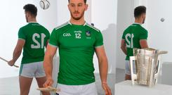 Reigning All-Ireland hurling champion Tom Morrissey is pictured at the launch of the Littlewoods Ireland #StyleOfPlay campaign