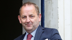 Whistleblower Maurice McCabe. Picture: Collins
