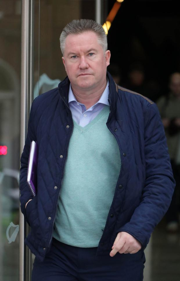 Struck off: Michael Lynn is expected to be tried next year. Picture: Collins