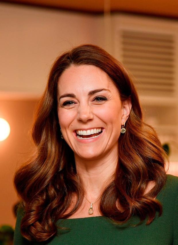 The Duchess of Cambridge at the Anna Freud Centre of Excellence where she opened their new building, The Kantor Centre of Excellence