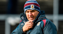Galway manager Kevin Walsh. Photo: Sam Barnes/Sportsfile