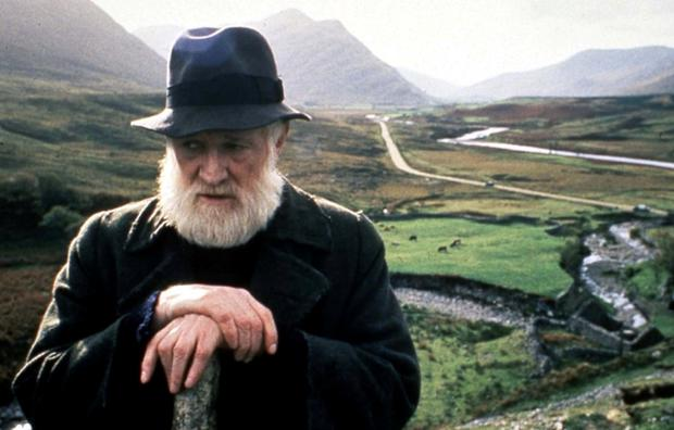 Cautionary tale: Richard Harris, star of John B                     Keane's 'The Field', which was based on a story of a                     murder in 1958