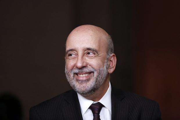 New man: Gabriel Makhlouf will take up his post in September after Philip Lane heads to Frankfurt in June to become Chief Economist at the European Central Bank. Photo: Vivek Prakash/Bloomberg