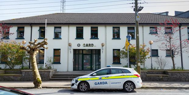 TIPPERARY GARDA STATION: Headquarters of the investigation into the murder of DJ Bobby Ryan after his body was found in April 2013.