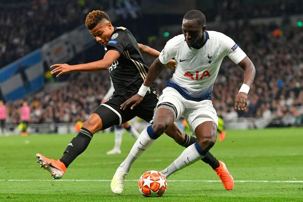 Moussa Sissoko. Pic: Getty Images