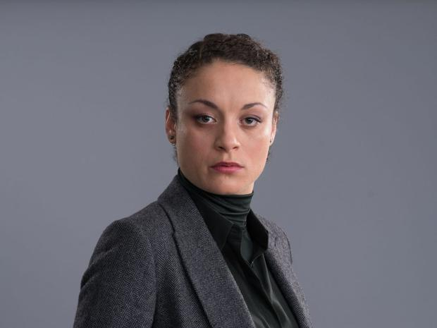 Line of Duty - Series 5 - TX: n/a - Episode: Line of Duty S5 - Portraites - Lisa McQueen (Rochenda Sandall) - (C) World Productions - Photographer: Aidan Monahgan