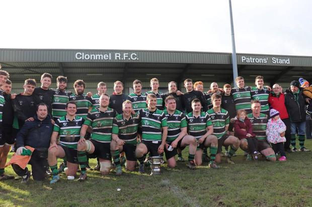 Clonmel beat Seapoint to qualify for the AIL next season