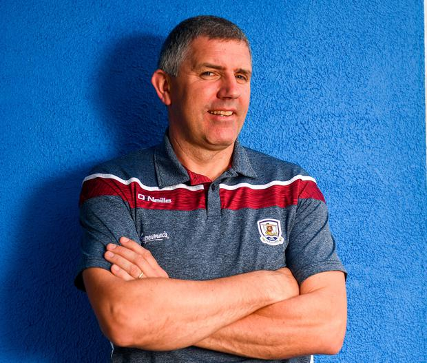 Galway boss Kevin Walsh (pictured) and Mayo's James Horan will both have All-Ireland aspirations for their teams. Photo: Sportsfile