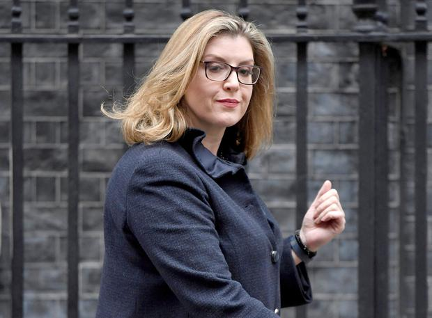 New role: Penny Mordaunt is now UK defence secretary. Photo: Toby Melville
